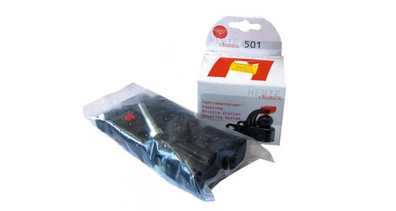 Set Hebie de enganche de remolque F1 + adaptador de tija